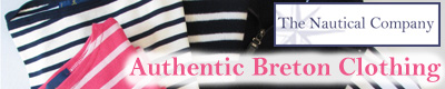 Authentic Breton Clothes & Tops from The Nautical Company