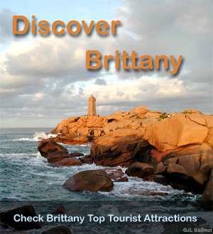 Brittany Top Tourist Attractions